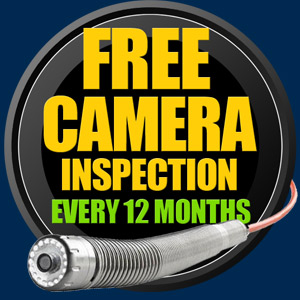 Free camera inspection every 12 months