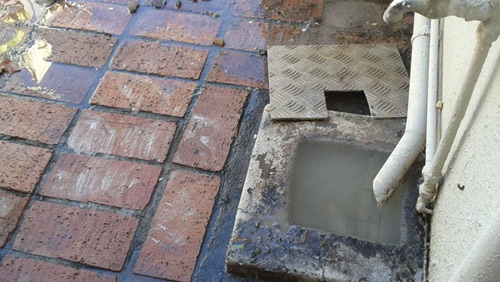 Blocked sewer pipes eastern suburbs Sydney